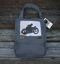 Motorcycle Symbol Field Bag