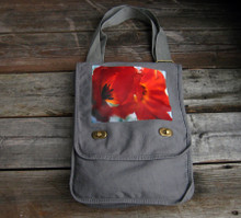 Georgia's Tulips Field Bag