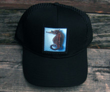Sea Horse Keep on Truckin Organic Cotton Trucker Hat