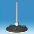M10, M12 or M16 Heavy Duty Tilt Adjuster with Soft Foot Pad