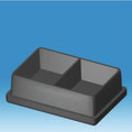 Rectangular Plain Sided Inserts available in sizes from 25.4mm to 75mm - use drop down to choose the size you need.