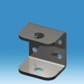 M8 Threaded Heavy Duty Adjuster Bracket