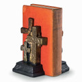 """HAVE FAITH"" CROSS BOOKENDS - INSPIRATIONAL BOOKENDS"