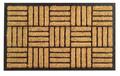 """WESTMINSTER RUBBER BACK COIR DOORMAT - 18"""" x 30"""" - DOOR MAT - WELCOME MAT"""