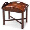 BRIDGEWATER BUTLERS TABLE - COFFEE TABLE - CHERRY FINISH - FREE SHIPPING*