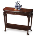 HARTWELL HOUSE INLAID CONSOLE TABLE - PLANTATION CHERRY FINISH - FREE SHIPPING*