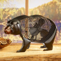 WOODLAND BEAR DUAL-SPEED ELECTRIC TABLE FAN - PORTABLE BEAR FAN