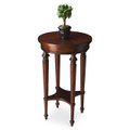 WINCHESTER ROUND TABLE - SIDE TABLE - PLANTATION CHERRY FINISH - FREE SHIPPING*