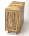 BRIARWOOD MANOR CHAIR SIDE CHEST - END TABLE - FREE SHIPPING*