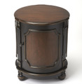 NOTTING HILL SIDE TABLE - ROUND TABLE - DRUM TABLE - FREE SHIPPING*