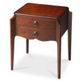 PRINCETON SIDE TABLE - END TABLE - PLANTATION CHERRY FINISH - FREE SHIPPING*