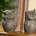 """WHAT A HOOT"" OWL BOOKENDS - OWL BOOK ENDS"