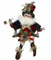 CHRISTMAS DECORATIONS - MARK ROBERTS CHRISTMAS BELL FAIRY