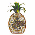 TROPICAL PINEAPPLE DUAL-SPEED ELECTRIC TABLE FAN - PORTABLE FAN