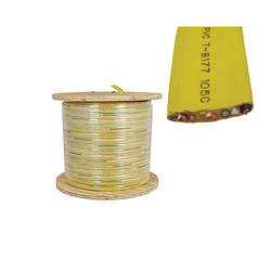 flat festoon cable 12 gauge 8 conductors: product number F-12/8