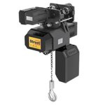 Street LX 1/2 Ton Electric Chain Hoist w/ Electric Trolley (Part # LX011-M50500-01452-2-46060-MT)