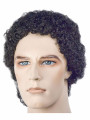 Obama Style Man Synthetic Costume Wig by Lacey