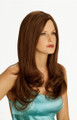 "NRC002HM Natural Root Construction 16"" Hand Tied Human Hair Wig by Louis Ferre"