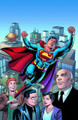SUPERMAN UNCHAINED #1  1/25 75th ANNIVERSARY VARIANT MODERN AGE COVER