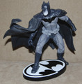 BATMAN BLACK & WHITE: BATMAN STATUE BY LEE BERMEJO-   RARE ARTIST PROOF