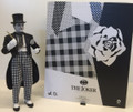 JOKER HOT TOYS MIME FIGURE-MOVIE MASTERPIECE DX14 1/6 SCALE 1989 BATMAN - FREE USA SHIPPING