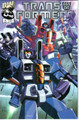 TRANSFORMERS GENERATION ONE VOL 1 #2 PURPLE COVER