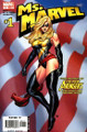 MS MARVEL #1 2006 NM