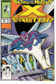 X-FACTOR #24 KEY ISSUE 1ST FULL ARCHANGEL ISSUE 1988 - 1ST PRINT