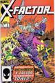 X-FACTOR  #2 NM 1986