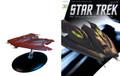 STAR TREK STARSHIPS COLLECTION #30 NAUSICAAN FIGHTER W MAGAZINE (SHIP)
