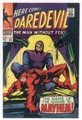 DAREDEVIL #36 VF+ 1967