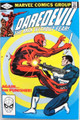 DAREDEVIL #183 PUNISHER 1982 NM