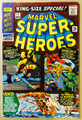 MARVEL SUPER-HEROES KING SIZE SPECIAL #1 VG/FN 1966