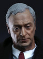ALFRED PENNYWORTH FIGURE -HOT TOYS (FROM BATMAN ARMORY)