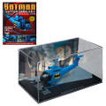BATMAN AUTOMOBILIA COLLECTION W/ MAGAZINE #55 DETECTIVE # 421 BATCOPTER