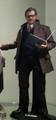 BATMAN  JIM GORDON  HOT TOYS 1/6 SCALE FIGURE -FROM THE BATSIGNAL SET