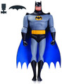 "BATMAN THE ANIMATED SERIES- BATMAN 6"" ACTION FIGURE - BAS"
