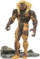 SABRETOOTH ZOMBIE ACTION FIGURE - X-MEN - MARVEL SELECT