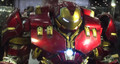 HULKBUSTER IRON MAN HOT TOYS - 1/6 FIGURE - AVENGERS AGE OF ULTRON MOVIE MASTERPIECE SERIES