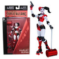 HARLEY QUINN SUPER VILLIANS ACTION FIGURE - ROLLER DERBY