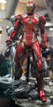 IRON MAN MARK XLV HOT TOYS 1/6 SCALE DIECAST FIGURE- MOVIE MASTERPIECE DIECAST SERIES MMS