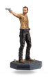 "WALKING DEAD RICK GRIMES 3 3/4"" FIGURINE #1 - EAGLEMOSS FIGURE"