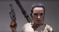 STAR WARS REY FIGURE  -THE FORCE AWAKENS-  HOT TOYS - MMS -MOVIE MASTERPIECE SERIES 1/6