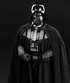 STAR WARS DARTH VADER 1/6 SCALE SIDESHOW FIGURE - RETURN OF THE JEDI -ROTJ