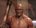 DRAX THE DESTROYER  HOT TOYS 1/6 SCALE FIGURE - GUARDIANS OF GALAXY MMS