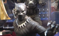 BLACK PANTHER HOT TOYS - 1/6 FIGURE -  CIVIL WAR - SIXTH SCALE- MMS