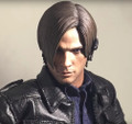 LEON S KENNEDY HOT TOYS SIXTH SCALE FIGURE -RESIDENT EVIL- VIDEO GAME SERIES