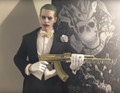 JOKER HOT TOYS THE TUXEDO VERSION SIXTH SCALE FIGURE -MMS- SUICIDE SQUAD