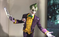 JOKER ARKHAM ASYLUM HOT TOYS SIXTH SCALE FIGURE -VIDEO GAME (THE BATMAN)