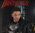 PUNISHER HOT TOYS - SIXTH SCALE FIGURE  -  1/6 (DAREDEVIL SERIES)